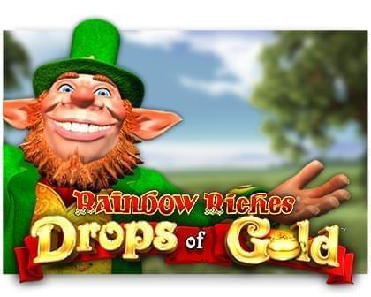 Barcrest Rainbow Riches Drops of Gold Flash