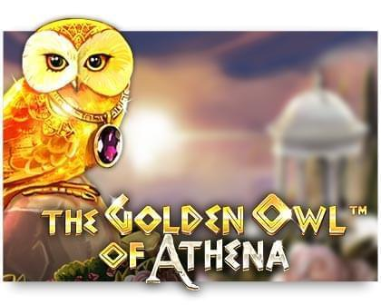 Betsoft The Golden Owl of Athena Flash